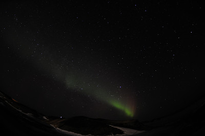 Northern Lights(Aurora Borealis)